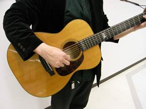 フォークギター講座