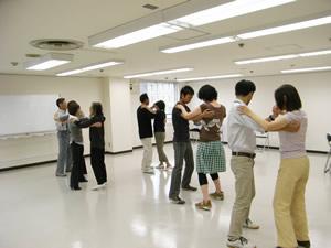 街ゼミ「はじめての社交ダンス」